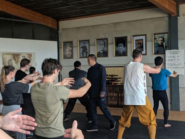 少林寺武术学校学生就业发展